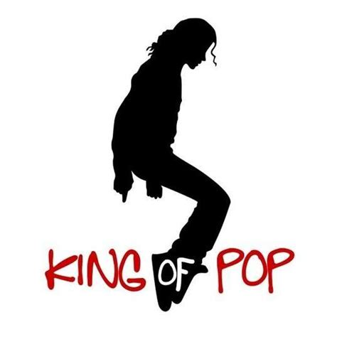 Michael jackson king of pop 8x10 art print thisnext