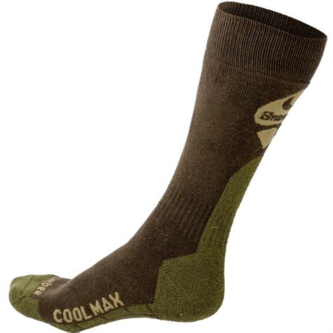 knitted boot socks snowbee knitted coolmax 174 technical boot socks troutcatchers