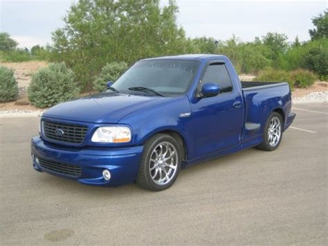 Buy used 2004 Ford F 150 SVT Lightning Standard Cab Pickup
