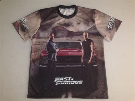 Tshirt Fast N Forius fast and furious t shirt with logo and all printed picture t shirts with all of auto