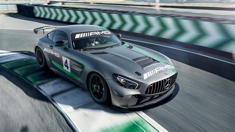mercedes amg gt4 is one expensive customer racing car