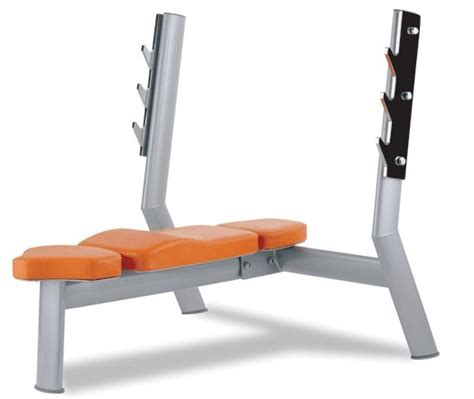 flat bench press machine indoor body building machine olympic flat bench press