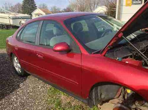 2000 ford taurus parts sell used 2000 ford taurus 4 parts any all trans