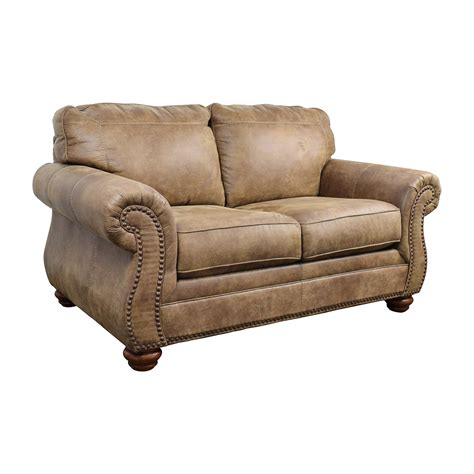 ashley leather loveseat 57 off signature design by ashley signature design by
