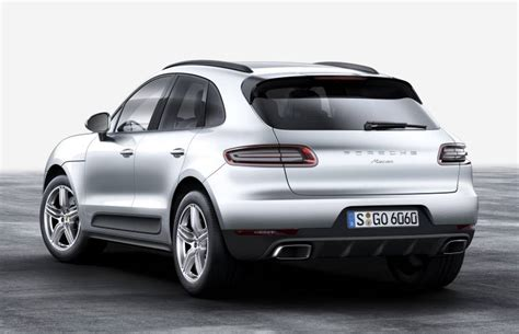 2017 porsche macan getting new turbo four base engine