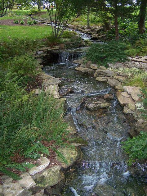 backyard creek 17 best images about jardinage gardening on pinterest