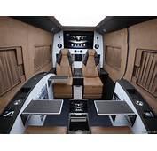 2015 BRABUS Business Lounge Based On Mercedes Benz Sprinter  Interior