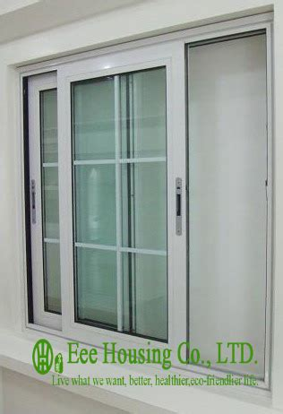 Easy Slide Windows Designs Aliexpress Buy Aluminum Glass Sliding Window For Villa Projects Aluminum Profile Sliding