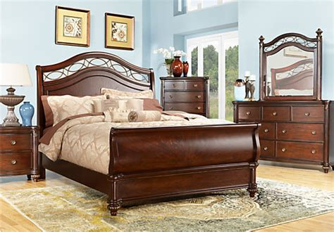 queen sleigh bedroom sets rooms to go affordable home furniture store online