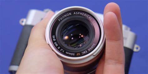 Lensa Fujifilm 23mm fujifilm lengkapi jajaran lensa quot fixed quot murah kompas
