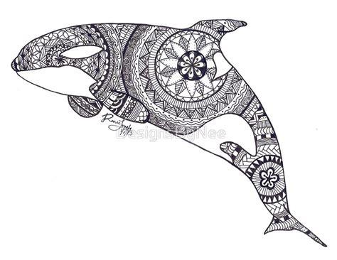 Cheetah Print Wall Stickers quot katina custom henna zentangle drawing quot photographic