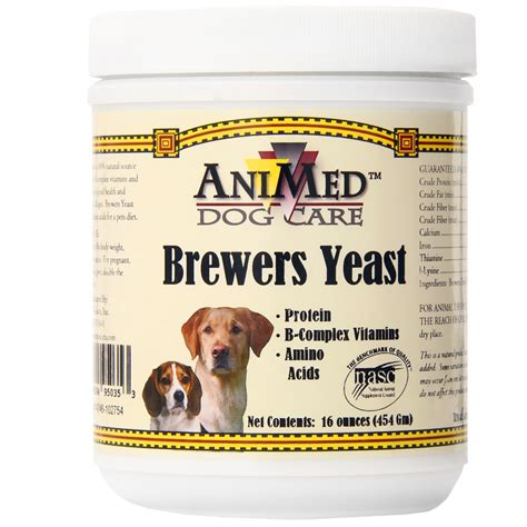 Brewers Yeast By Meet animed brewers yeast 16 oz