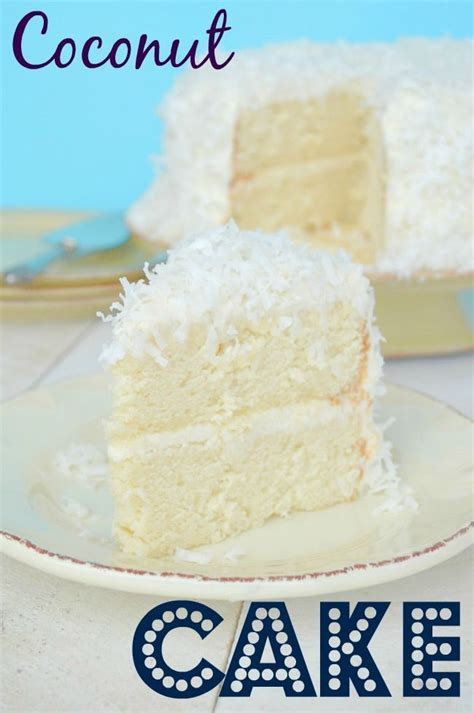 coconut cake made easy check out coconut cake with coconut cream cheese frosting