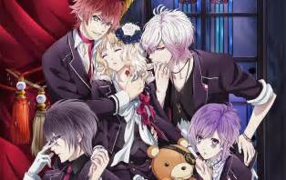 Diabolik lovers anime pictures to pin on pinterest