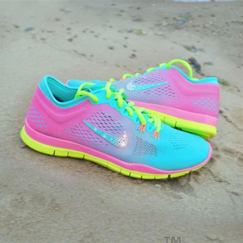bright colored nike shoes ship shape on daily motivation skylar diggins