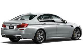 Silver Bmw The Motoring World Usa Bmw Launches A Us Only M5