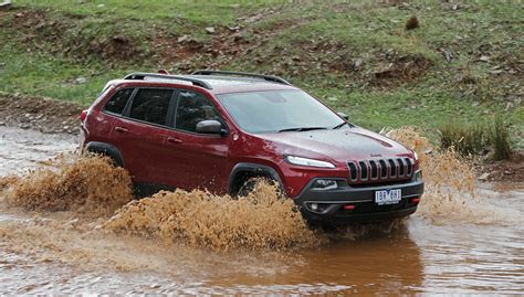 jeep cherokee baja 2014 jeep cherokee trailhawk review off road photos