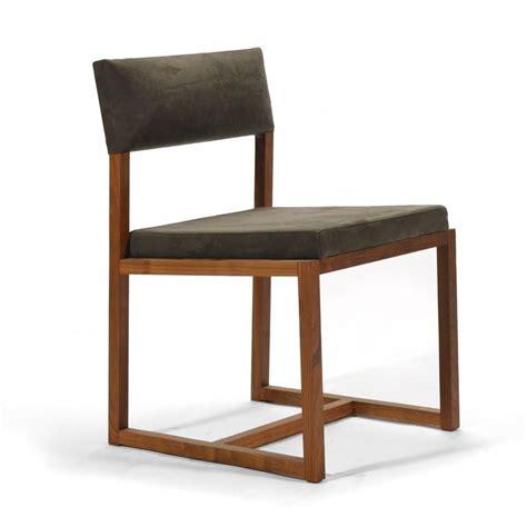 De La Espada Black Walnut Dining Chairs For Sale At 1stdibs Black Walnut Dining Chairs