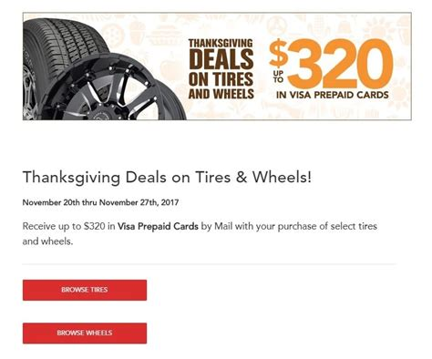 discount tire black friday ad