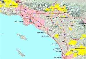 southern california fires map 2003 10 00 children s health study chs