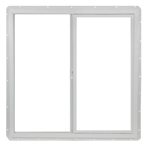 tafco windows 35 5 in x 35 5 in left single slider
