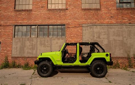 Lime Green Jeep Lime Green Jeep