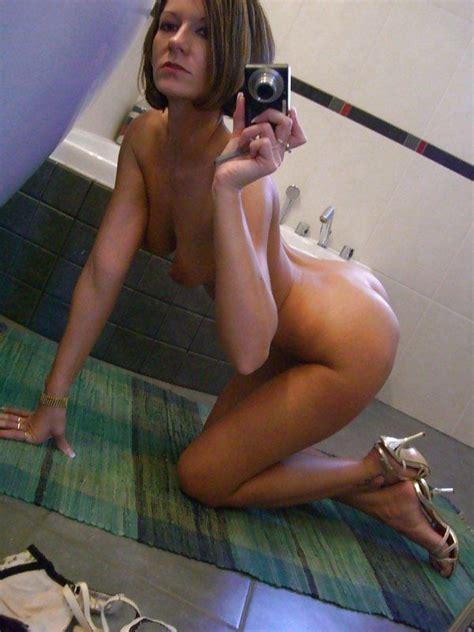 mature wife selfies   cumception