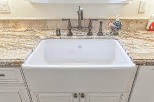Kitchen Faucets Sacramento kitchen case study white country cabinets