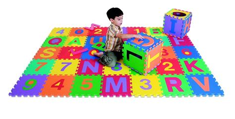 Discover Abc And Number Foam Mat - imaginarium discovery abc numbers foam mat alfombra de