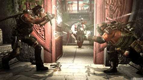 Ps3 Army Of Two 40 Day new army of two 40th day trailer and screens nintendo wii forum