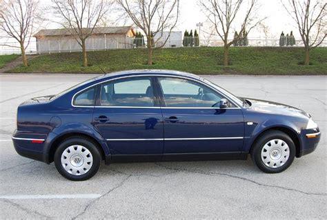 2003 passat volkswagen 2003 volkswagen passat gls 4d sedan 5 speed manual