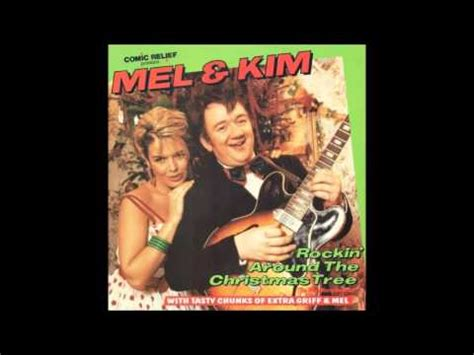 kim wilde rockin around the christmas tree with mel