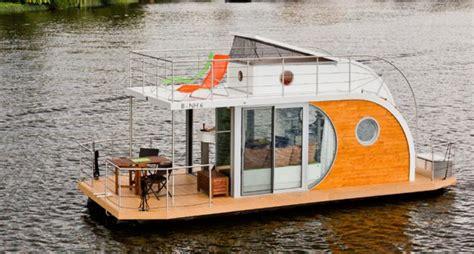 mini houseboat nautino mini houseboat