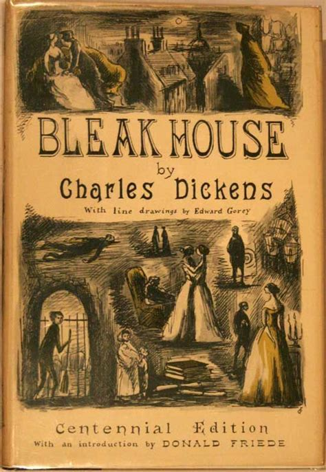 dickens bleak house bleak house by charles dickens illustrated by edward