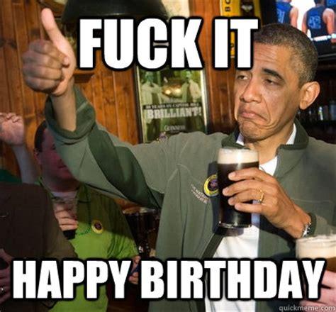 Happy Birthday Obama Meme - obama birthday funny happy birthday meme