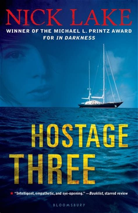 lake books hostage three by nick lake reviews discussion