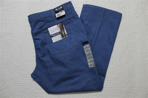 comfort action jeans new mens basic editions regular fit comfort action stretch