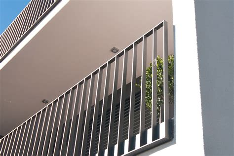 Metal Balustrade Residential And Bridge Barrier Loading Nz Aus High