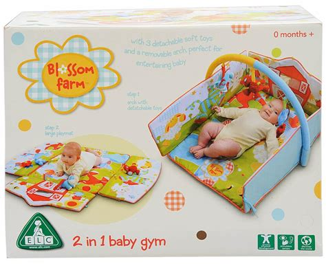 Elc Blossomfarm Softbook buy elc blossom farm 2 in 1 baby in india best price