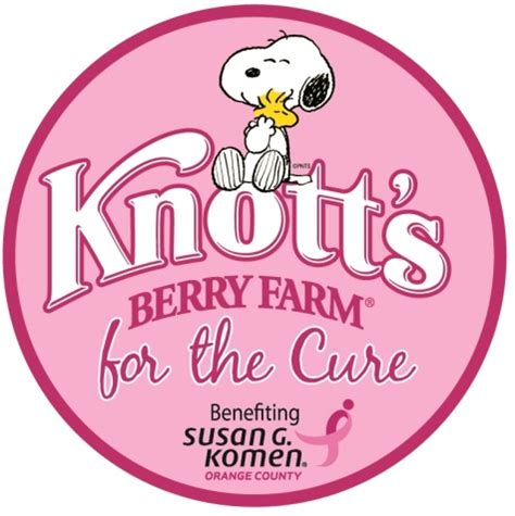 St Scream Pink Kid Vo40 susan g komen and knotts berry farm pink ticket day