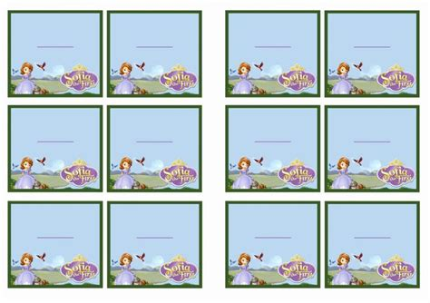 printable sofia the birthday and 31 similar items the 25 best ideas about printable name tags on