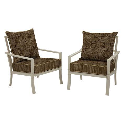 aluminum dining chairs martha stewart living blue hill white aluminum outdoor