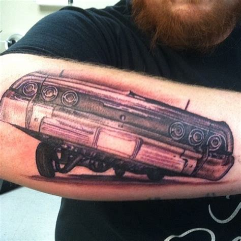 motor city tattoo supply car tattoos