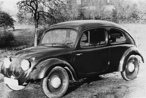 first volkswagen ever made 1935 1936 vw 3 prototype
