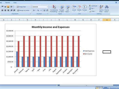 Spreadsheet Graphs And Charts by Personal Expense Tracker Worksheet Budget Chart Template