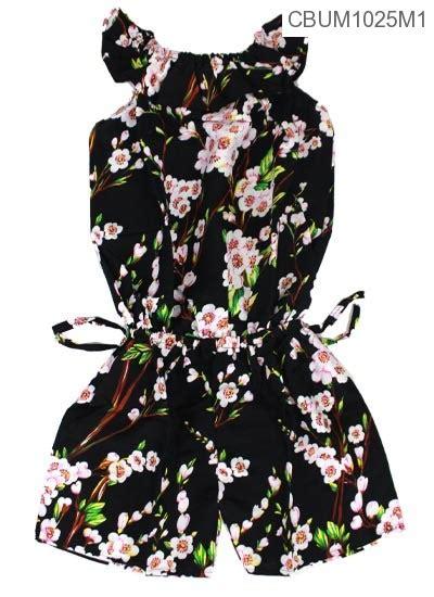 Jumpsuit Anak Size M jumpsuit anak motif bunga size m jumpsuit murah