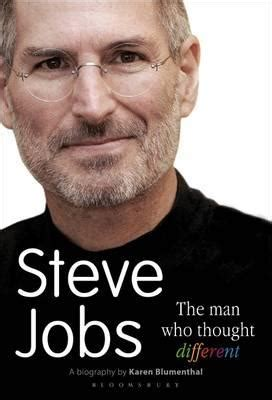 steve jobs biography book used steve jobs the man who thought different indiebound org