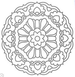 printable mandala coloring pages free printable mandala