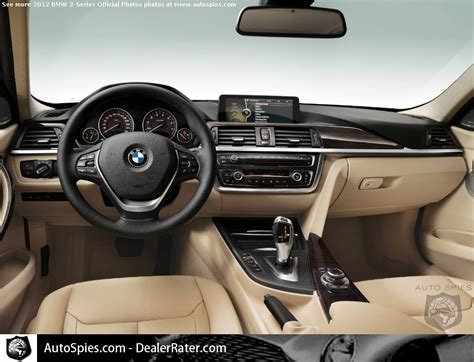 bmw inside view photos of the now best in class 2012 bmw 3 series