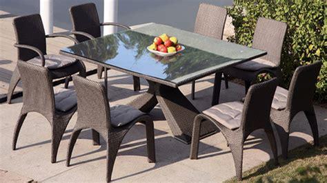 tables et chaises de jardin roter dining chaises et table 224 manger de jardin k 228 hres